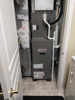 Get your Furnace replacement done by Kustom Heating & Cooling in Elgin IL
