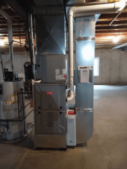 Allow Kustom Heating & Cooling to repair your Furnace in South Elgin IL