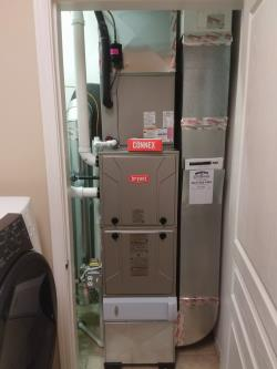Contact Kustom Heating & Cooling to take care of your Furnace repair in South Elgin IL