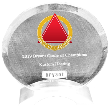 Trust a Bryant Circle of Champion winner to handle your Furnace repair in Elgin IL.
